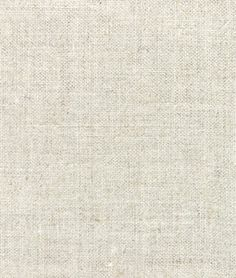 Natural Irish Linen Fabric - pretty natural, possible sofa slipcover?