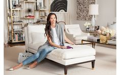 Inside a Beauty Maven's Stunning Home – One Kings Lane — Our Style Blog