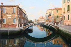 Licio Passon, 1965 | Venice painting | Tutt'Art@ | Pittura * Scultura * Poesia * Musica |