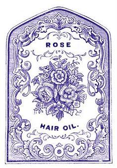 Antique Clip Art - Fabulous Pharmacy Labels - The Graphics Fairy