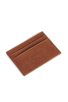 Official website of Makia Clothing - simple and functional streetwear from Helsinki. Helsinki, Ss16, Leather Wallet, Card Holder, Clothes, Outfits, Clothing, Clothing Apparel, Kleding