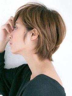 【2016年冬】《ショートヘアはrelian!!》絶壁解消ショート☆/relianのヘアスタイル