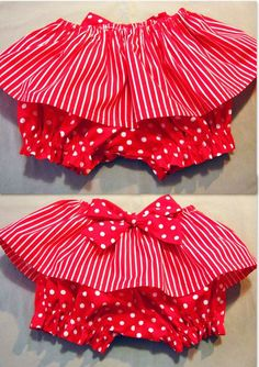 Diaper cover/bloomers baby pants sewing pattern  FANCY PANTS sizes 3 mths to 6 yrs