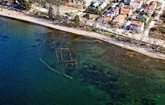 Basilica in Lake İznik to become underwater museum.  The remains of a nearly 1,600-year-old basilica that was discovered at the beginning of last year under Lake İznik (Greek Askania) in Turkey's northwestern province of Bursa is now set to become an underwater museum. The ancient underwater basilica in İznik (Nicaea) will soon be  opened to tourism as a museum [Credit: DHA]