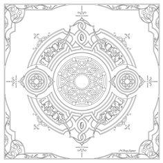 Huri Olcay SAYINER Türk motifleri - Turkish motifs