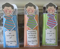 Homemade Fathers Day Gift Idea Tie Candy Bar Pocket Homemade Fathers Day Gift Idea Tie Candy Bar Holder - - It's Free! : Parties and Patterns, Fun ideas grow here! Homemade Fathers Day Gifts, Fathers Day Crafts, Happy Fathers Day, Homemade Gifts, Christmas Gift For Dad, Homemade Christmas Gifts, Holiday Crafts, Holiday Fun, Handmade Father's Day Gifts