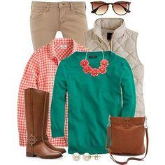 J.Crew Tippi Sweater Green/Turquoise