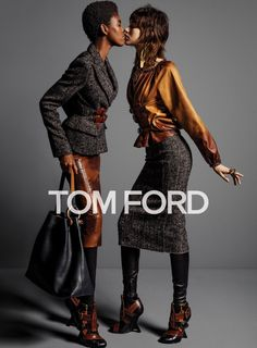 Tom Ford unveils fall-winter 2016 campaign