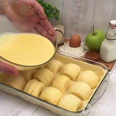 Apple custard pie - Apple Pie, the recipe in video by Chefclub Apple Pie Recipes, Sweet Recipes, Baking Recipes, Apple Pie Recipe Easy, Easy Recipes, Apple Custard Pie, Apple Pies, Apple Pie Cake, Puff Pastry Apple Pie