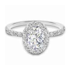 The Center of My Universe oval halo diamond engagement ring is a stunning symbol of a bright new beginning. #Forevermark #diamonds #engagementring #ovalhaloring #haloring #engagement #wedding #style #idoView our entire Forevermark Collection on our website.#mazzucchellis #diamondring #engaged #engagement #engagementring #diamonds #jewellery #forevermark