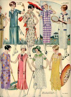 Butterick's Catalog - Summer 1925