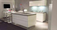 composiet keukenblad betonlook - Google zoeken
