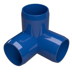 Furniture Grade PVC Fittings are UV resistant, impact proof and connect three pieces of Schedule 40 PVC pipe at a single point to create corner joints. Cabana, Clear Pvc Pipe, Furniture Grade Pvc, Cold Frame, Copper Tubing, Pvc Material, Surface Finish, Home Depot, Furniture