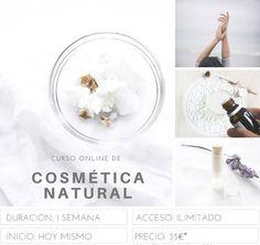 curso online de cosmética natural