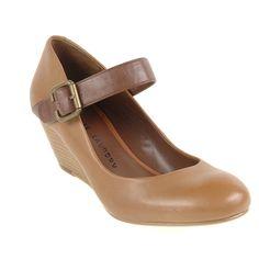 AJA Soft Atanado PRICE  $89.95        #wedge #fashion #shoe
