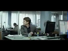 Vodafone Time Theft commercial