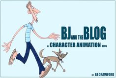 BJ Crawford's Animation Blog