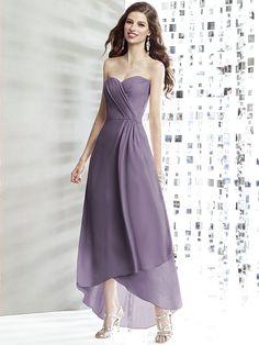 Social Bridesmaids Style 8139 http://www.dessy.com/dresses/bridesmaid/8139/?colorid=1#.VYjGwv_H8cA