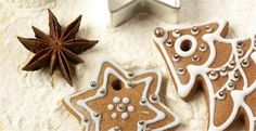 cute christmas desserts gingerbread cookies decorations pearls