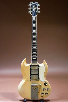 Gibson 1962 Les Paul SG Custom