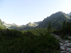 tatry Mountains, Nature, Travel, Mountain Range, Naturaleza, Viajes, Destinations, Traveling, Trips