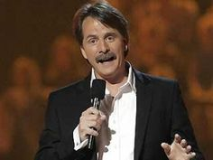 I interviewed Jeff Foxworthy and naturally asked him about Honey Boo Boo