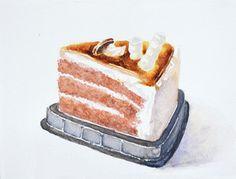 Chocolate & Marshmallow Cake ♥️