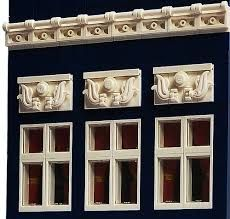 windows and ornament