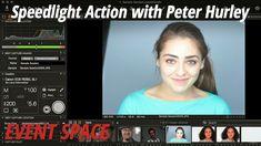 Speedlight Action with Peter Hurley
