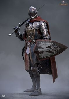 ArtStation - Knight, Alex Vasin