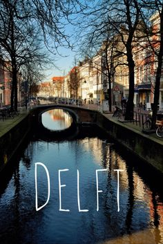If we had to choose the one place in the Netherlands that we think of as quintessential Holland, it would have to be Delft. Follow this link to find out more about Delft:  http://mikestravelguide.com/one-of-the-many-canals-in-delft/