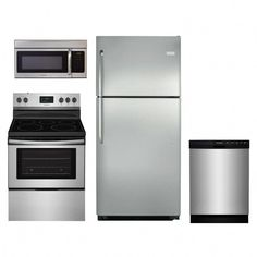 Save 243 When You Buy This Frigidaire Package Get A Range