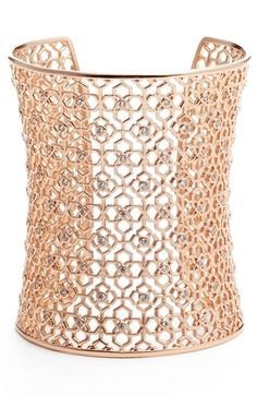 Kendra Scott Jude Extra Wide Cuff available at #Nordstrom