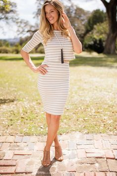 Coming Together Taupe and Ivory Matching Set Top