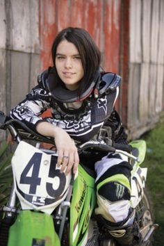 learn to dirtbike with Tanner