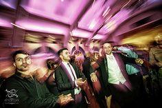 Turkish wedding photographer in London | Creative London Wedding Photographers | Wedding photography by Peter Lane - party shot