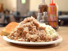 Skylight Inn BBQ Ayden, NC : Food Network - FoodNetwork.com