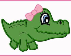 alligator clip art google search crocodylia pinterest rh pinterest ch Gator Mascot Clip Art Christmas Gator Clip Art