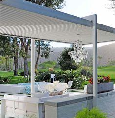 Outdoor Areas, Outdoor Rooms, Outdoor Living, Outdoor Decor, Outdoor Furniture, Palm Springs, Spring Home, Art Design, Design Ideas