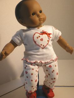 Bitty Baby Doll outfit by fashioned4you