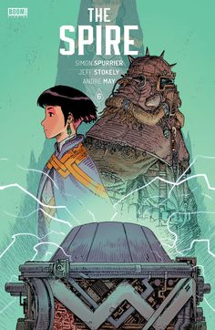 Preview: The Spire #6 (of 8 ), Story: Simon Spurrier Art: Jeff Stokely Cover: Jeff Stokely Publisher: BOOM! Studios Publication Date: January 27th, 2016 Price: $3.99    ...,  #All-Comic #All-ComicPreviews #Boom!Studios #Comics #JeffStokely #previews #SimonSpurrier #TheSpire