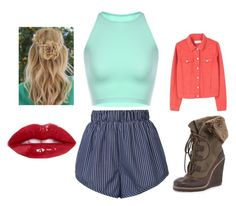 """""""clothes 309"""" by bellskids on Polyvore featuring MANGO and STELLA McCARTNEY"""