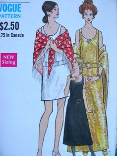 On SALE Vintage 70s Vogue Sewing Pattern 7765  by anne8865, $22.05