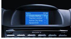 Ford Galaxy - Ford MyKey