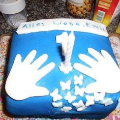 Geburtstagskuchen für den Sohn eines Freundes