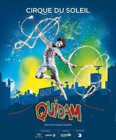 Quidam: von Cirque Du Soleil - 2013
