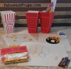 Olympics crafts and activities for kids.
