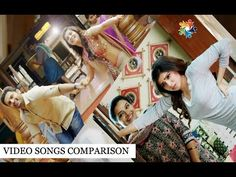 3 Video Song Promos From - A AaMovie | Comparison Video | Tollywood 14mm
