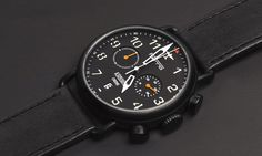Ferro Airborne Pilot Watches are Inspired By Vintage Aviation | Cool Material