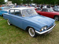 Ford Consul Classic 315 1961 -1-